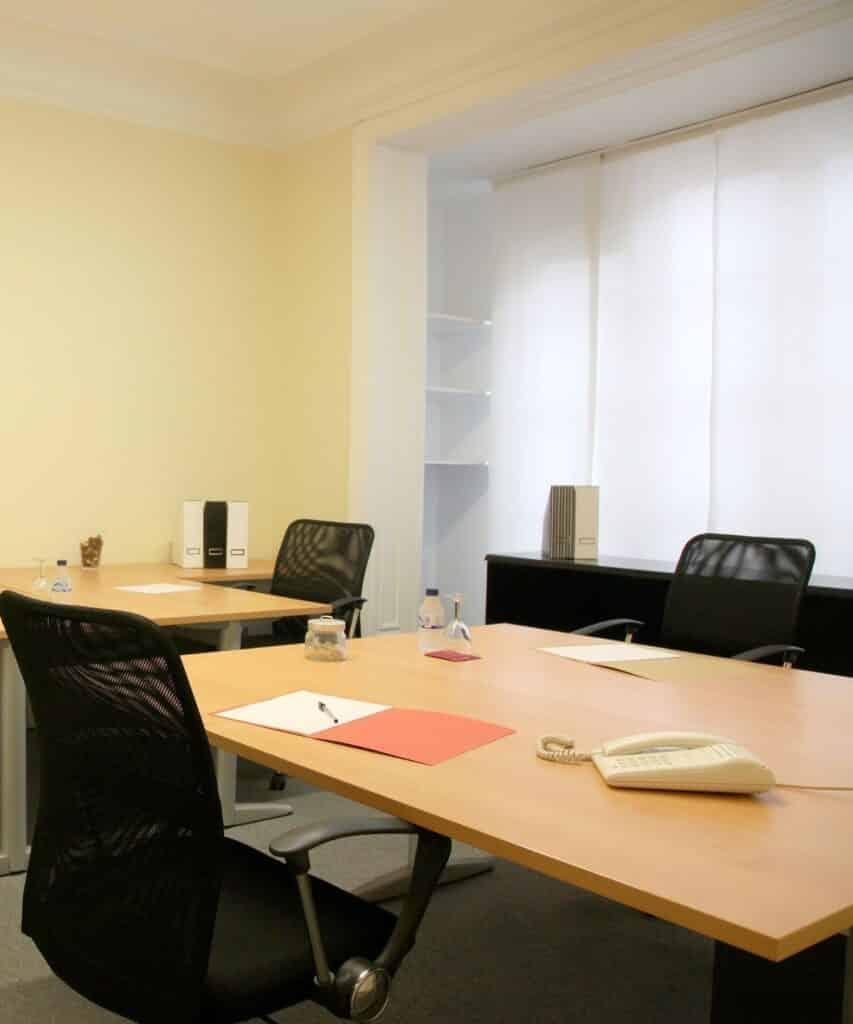 despachos y oficinas