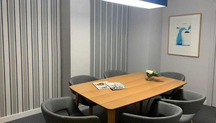 sala reuniones pequeñas